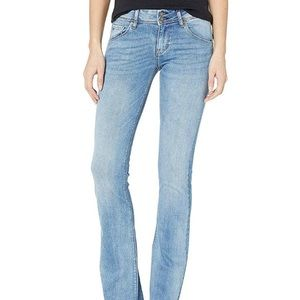 Hudson Beth mid rise baby bootcut 26